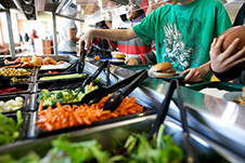 Why Should Schools Have Salad Bars?