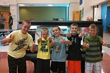 School Salad Bars Reduce Waste and Increase Healthy Eating!