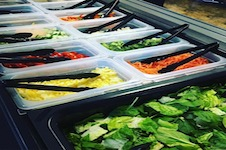 Salad Bars: A Review