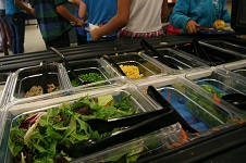 Salad Bar Leads to Bright Futures at Cardinal Ritter